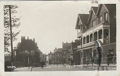 RP Postcard by Johns? Thames Street, HAMPTON. Middlesex.Posted 1923.