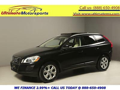 """2012 Volvo XC60 T6 R-Design Sport Utility 4-Door 2012 VOLVO XC60 T6 AWD PANO LEATHER BLIND PWR SEATS 18""""ALLOYS BLUETOOTH BLACK"""