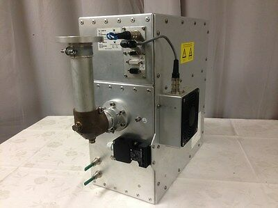 Phoebus Leybold Optics B-mbt-40 27,12 Hz matching BOX plasma head Generator