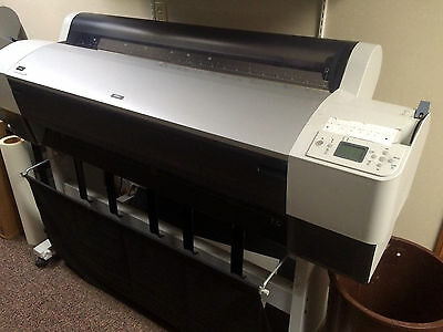EPSON stylus pro 9800 printer - Working condition