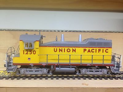 Overland Models Brass, HO scale, Union Pacific SW10