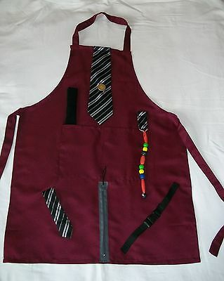 Activity/Sensory Apron for Dementia- Male/Masculine