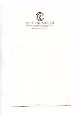 Vintage Majestic Hotel and Spa Hot Springs Stationery Postcard Brochure Salvage