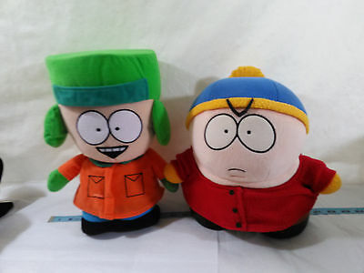 Comedy Central South Park Plush Kyle and Cartman Stuffed Animal