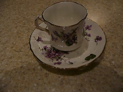 Hammersley Cup and Saucer