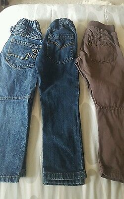 British Brand boys pants trousers jeans cargos chinos size 6