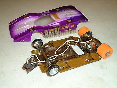 """1/24 Champion Of Chamblee 26D """" Buster"""" Hard To Find  Vintage Slot Car"""