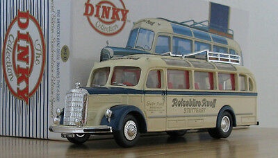 Matchbox Dinky Collection DYS-10 1950 Mercedes Benz O-3500 bus Germany