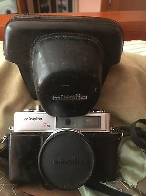 Minolta Hi-Matic 7s Body Only 35mm Film Camera