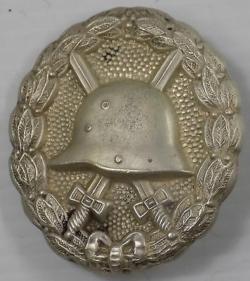 WW1 Original German Army Silver Wound Badge