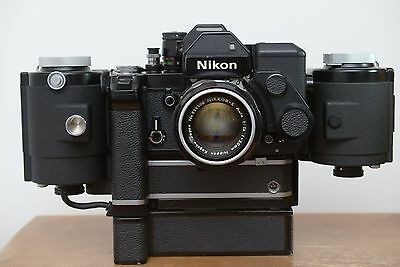 Nikon F2S / MF-1 Film Back / Motor Drive / 50mm F1.4 And More