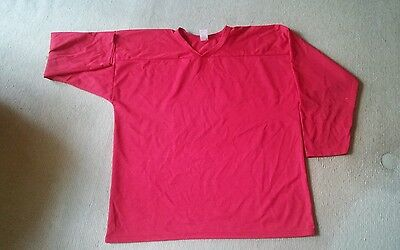 SP Ice Hockey Jersey - Red. Mens XL