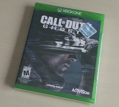 Call of Duty: Ghosts (Xbox One) BRAND NEW SEALED