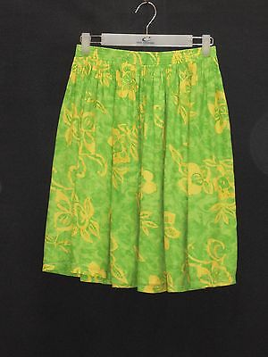 1970's/80's Vintage Gathered Skirt with Elastic Waistband.