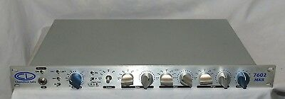 Chameleon Labs 7602 MkII Microphone Preamp / EQ / Channel Strip (w/PS & Cables)