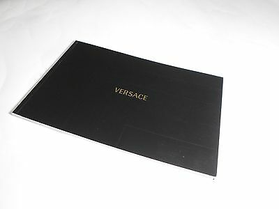 Versace Home Collection Classic Black Lookbook Decor Look Book Collectible