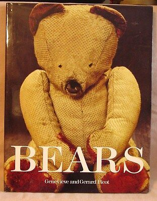 Book - Bears by Genevieve and Gerard Picot