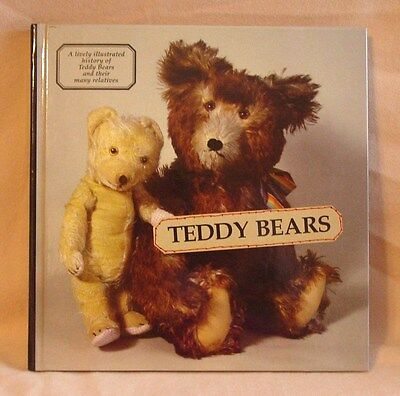 Book - Teddy Bears by Werkmaster, Bengtsson and Peterson