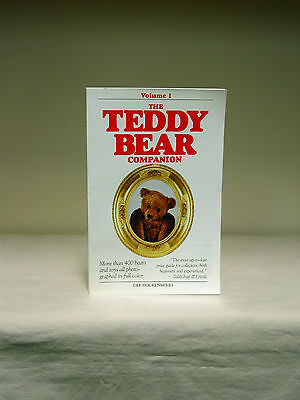 Teddy Bear Companion - Volume 1 - by Dee Hockenberry - paperback book