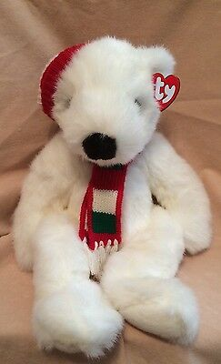 TY - Holiday Bear From The Classic Collection