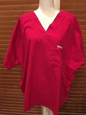 #2-Lot Of 5 Scrubs Tops And 3 Bottoms, Size 2Xl