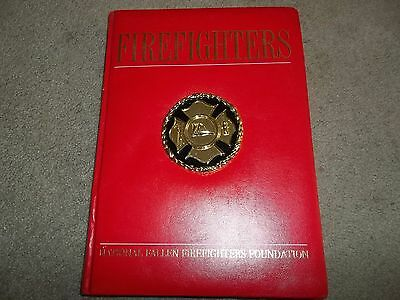Firefighters National Fallen Firefighter's Foundation Commemorative Book; 2003