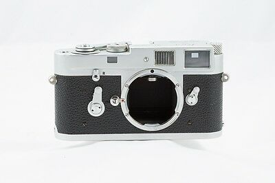 Leica M2 35mm Rangefinder Film Camera with Leica Quick Load kit, Body Only