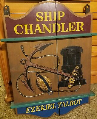 Ship Chandler by Ezekiel Talbot