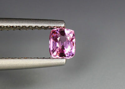 0.37 Cts_Unbelievable Gem Miracle Collection_100 % Natural Pink Spinel_Burmesh