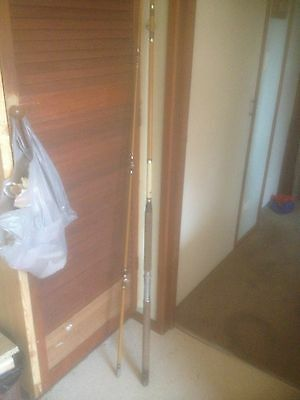 Old Fishing Surf Rod 13 Feet / 2 Piece