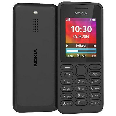 Brand New Nokia 130 Black Dummy Display Phone - Uk Seller