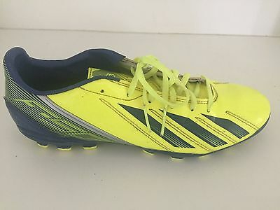 Adidas F10 Mens Football / Soccer Boots - Size Us 8 1/2