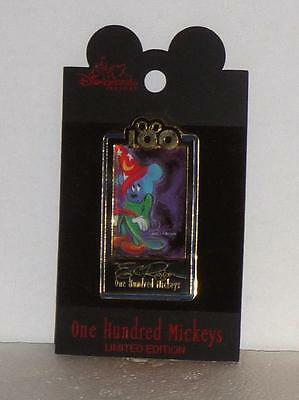 2002 Disney One Hundred Mickeys, Sorcerer's Apprentice Pin, 3500 Limited Edition