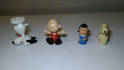 Peanuts Lot CHARLIE BROWN, LUCY, SNOOPY, United Feature Syndicate, 1950, toys