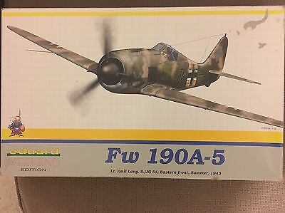 1/48 Eduard Fw190A-7 Weekend Edition