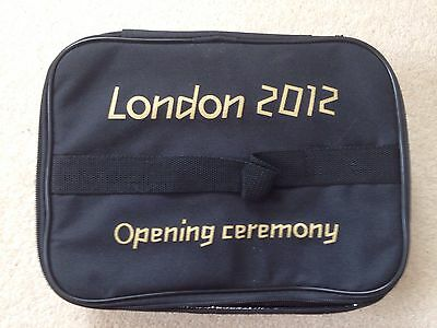 London 2012 Olympic Opening Ceremony Cooler Box