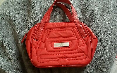 Red 'bmw Mini' Bag