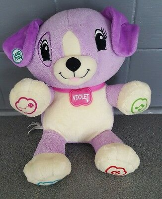 LeapFrog My Pal Violet - Used Excellent Condition 1 of 2