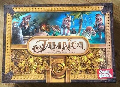 Jamaica - Board Game by Game Works