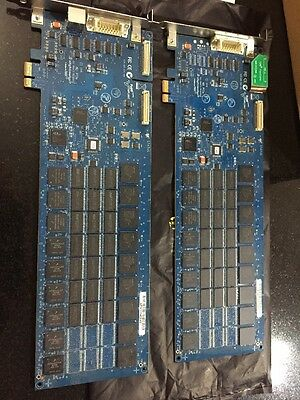 Avid Digidesign Pro Tools HD2 Accel PCIe cards