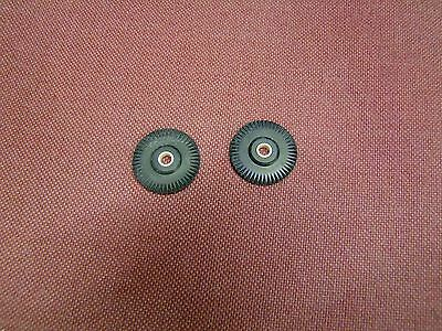 2 rubber wheels for Brother knitting machine