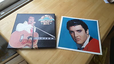 ELVIS  PRESLEY'S GREATEST HITS.  6x LP BOXED SET.