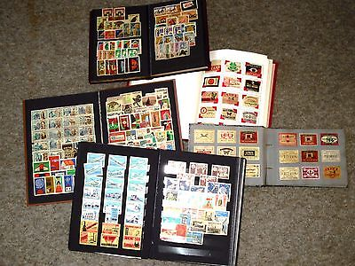 Matchbox Labels. 5 Albums.  1000+ Examples. Poster Stamps