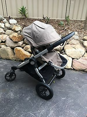Baby Jogger City Select Pram, Seat And bassinet
