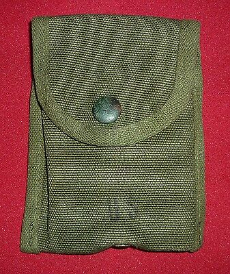 Original US Army First Pattern M-1956 Compass Pouch Standard Vietnam Issue N.O.S