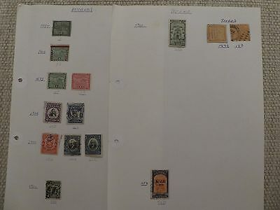 Panama collection of 46 stamps 1887 onwards