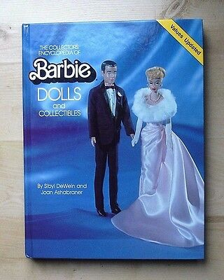 The Collector's Encyclopaedia of Barbie Dolls and Collectables