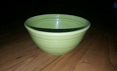 Bauer 36 Los Angeles Lime Green Cereal Bowl