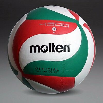 Molten Volleyball Size 5 Match Soft Touch Play Beach Party Game Official Ball