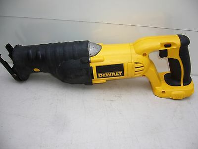 Dewalt DC385 XRP 18v Reciprocating Saw.